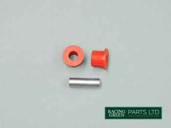 TVR 025D 061A PB - Bush rear lower link poly