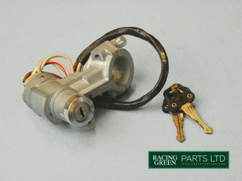TVR 025H 277A - Ignition switch, lock and keys