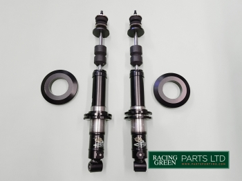 TVR 042D 076A - Shock absorber rear