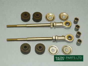 TVR D0345 PAIR - Anti-roll drop link complete kit both rear links