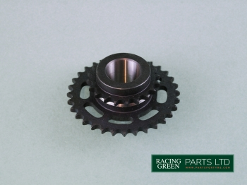 TVR E6325 RG - Half-time sprocket uprated Simplex