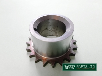 TVR E6366 RG - Crankshaft nose sprocket uprated Simplex