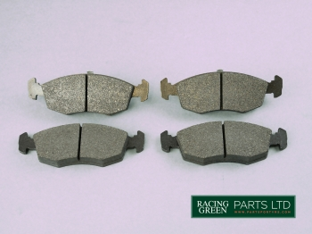 TVR J0133 DS2500 - Brake pad