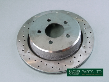TVR J7001 RG - Brake disc rear