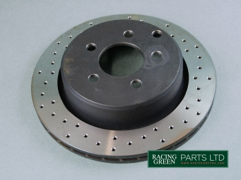 TVR J7001 - Brake disc rear