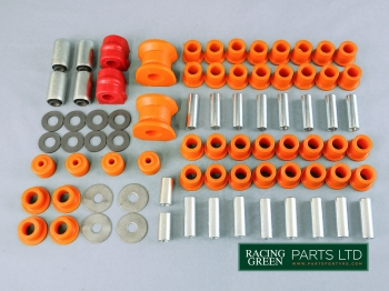 TVR KIT127 - Bush kit polyurethane, suspension