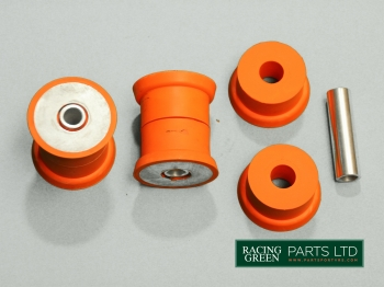 TVR KIT128 - Bush kit polyurethane, differential