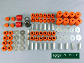 TVR KIT129 - Bush kit polyurethane, suspension