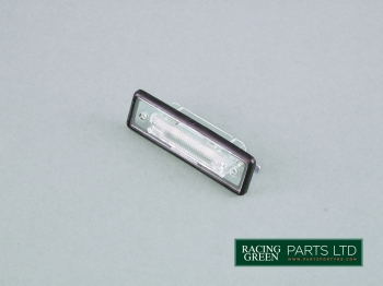 TVR M0764 - Lamp number plate