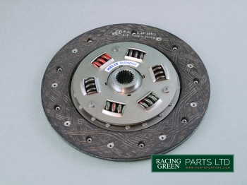 TVR Q0101 HELIX - Clutch plate Helix