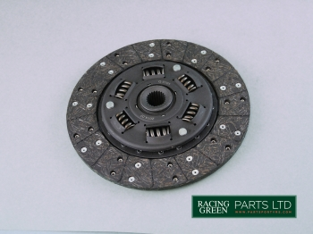 TVR Q0101 RG - Clutch plate high performance