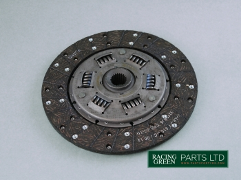 TVR Q0101 - Clutch centre plate