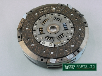 TVR Q0365 - Clutch assembly AP Racing