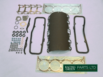 TVR RG 154 - Cylinder Head Gasket Set, pre serpentine and serpentine