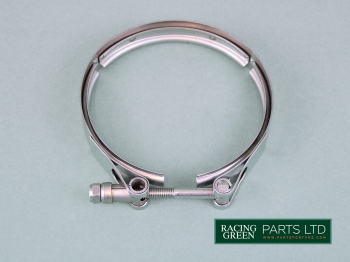 TVR S0161 - Exhaust clamp