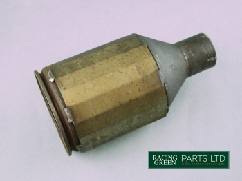 TVR S0662 RGS - Catalytic converter, sports