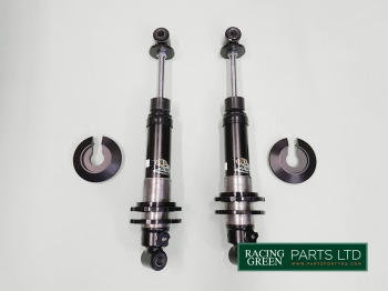 TVR S28D 10035 - Shock absorber rear