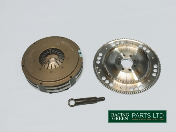 TVR SPEC  OFF 1 - Flywheel, lightweight and clutch assembly