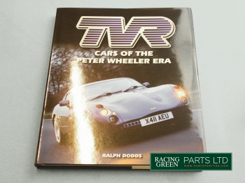 TVR T7000 - Book TVR-Cars of the Peter Wheeler era