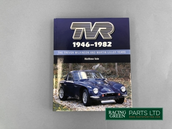 TVR T7001 - Book TVR Trevor Wilkinson and Martin Lilley years