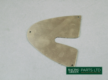TVR U2377 - Door catch cover plate