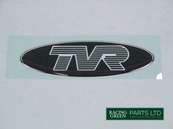 TVR U2502 - Badge bonnet