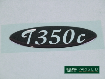 TVR U2519 - Badge boot